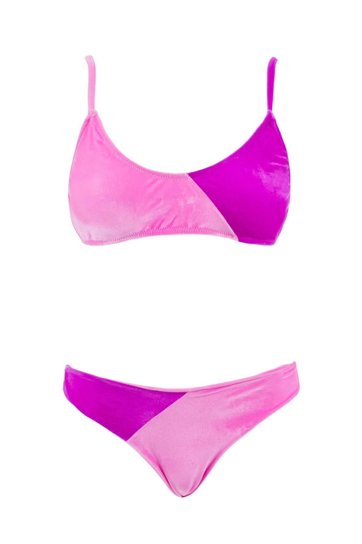 California Velvet Pink e Viola