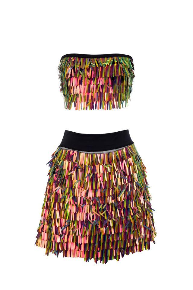 Midnight mini Skirt