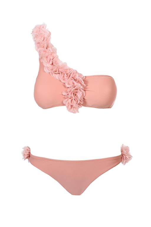 Aurora midi Paris pink nude